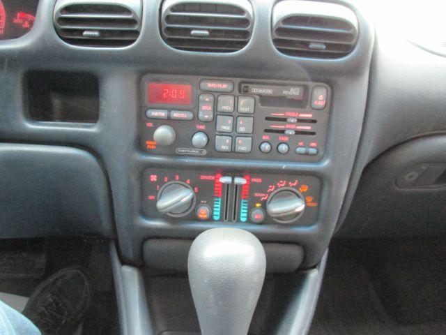2001 Pontiac Grand Prix GT 4dr Sedan - San Angelo TX