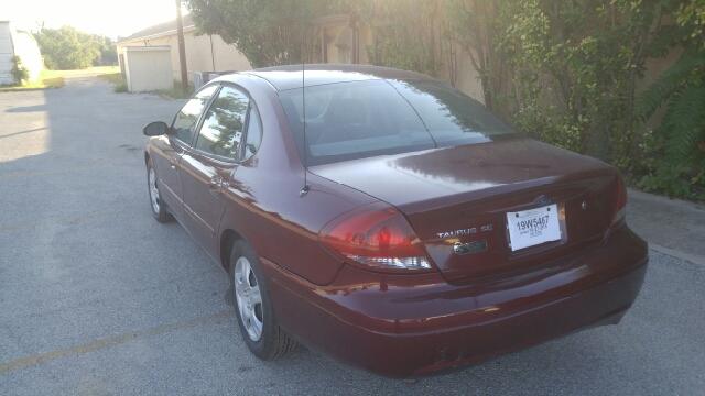 2007 Ford Taurus SE Fleet 4dr Sedan - San Angelo TX
