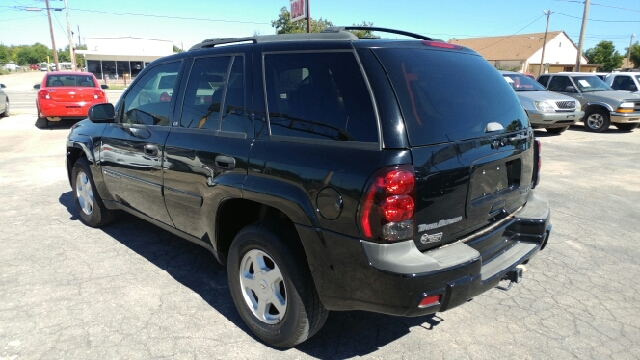 2002 Chevrolet TrailBlazer LS 2WD 4dr SUV - San Angelo TX