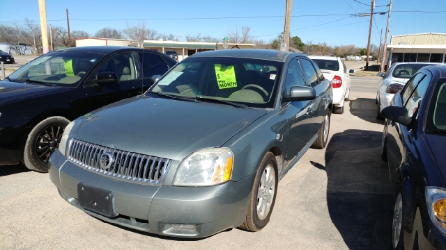 2007 Mercury Montego 4dr Sedan - San Angelo TX