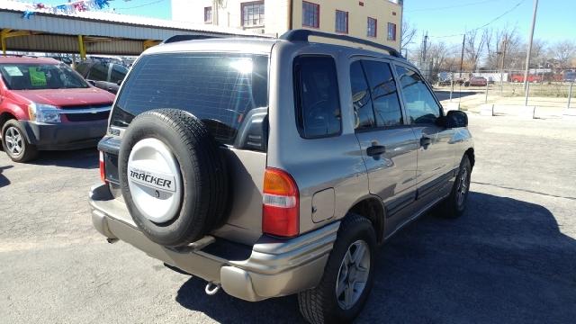 2003 Chevrolet Tracker 4WD 4dr SUV - San Angelo TX