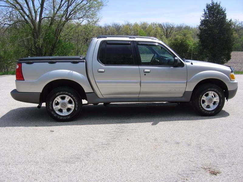 2002 Ford Explorer Sport Trac 4dr 4WD Crew Cab SB - Muskego WI