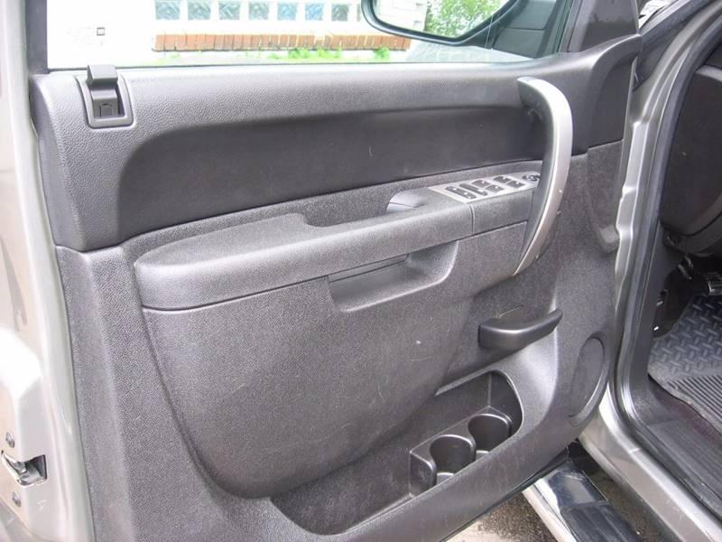 2013 Chevrolet Silverado 1500 4x4 LT 4dr Crew Cab 5.8 ft. SB - Muskego WI