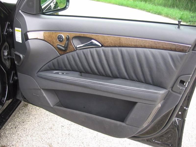 2004 Mercedes-Benz E-Class E 500 4dr Sedan - Muskego WI