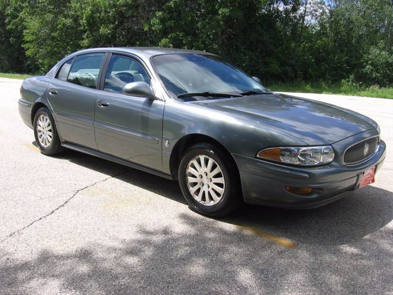 2005 Buick LeSabre Limited 4dr Sedan - Muskego WI