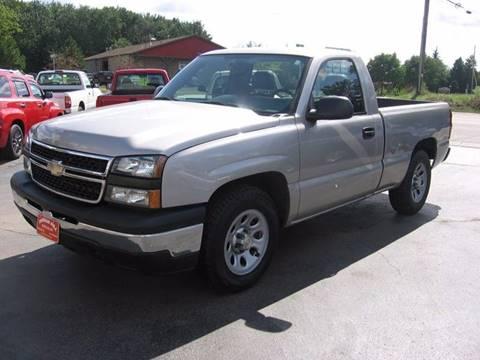 2006 Chevrolet Silverado 1500 for sale in Muskego, WI