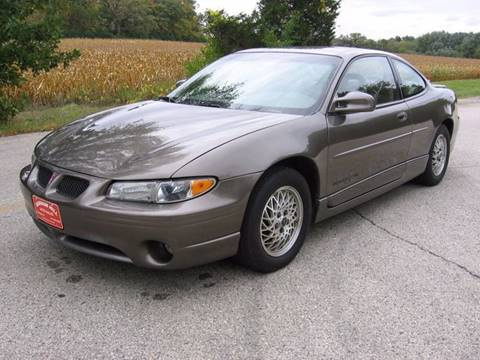 2000 Pontiac Grand Prix for sale in Muskego, WI