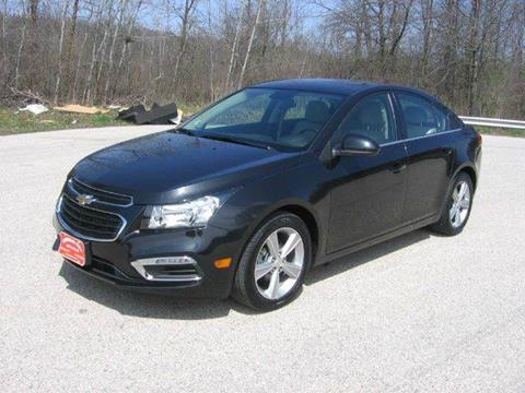 2015 Chevrolet Cruze for sale in Muskego, WI