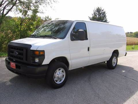 2008 Ford E-Series Cargo for sale in Muskego, WI