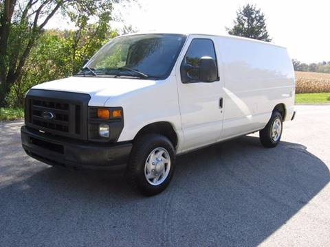 2011 Ford E-Series Cargo for sale in Muskego, WI