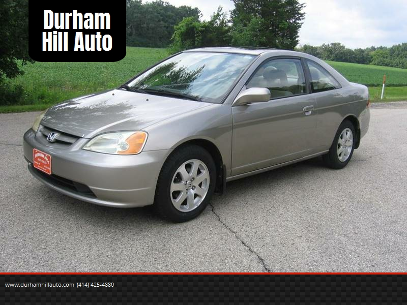 2003 Honda Civic EX 2dr Coupe   Muskego WI