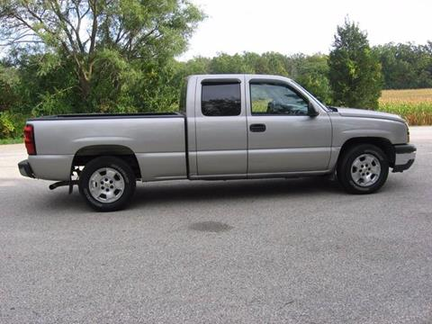 2007 chevrolet silverado 1500 classic work truck 4dr extended cab 6 5 ft sb in muskego wi. Black Bedroom Furniture Sets. Home Design Ideas