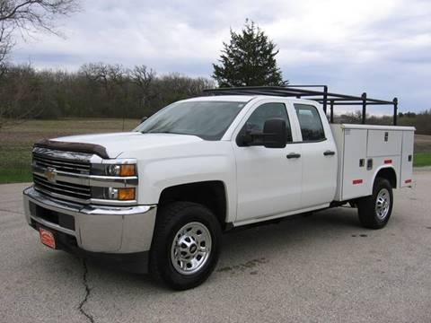 2015 Chevrolet Silverado 3500HD CC for sale in Muskego, WI