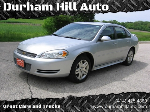 2013 Chevrolet Impala for sale in Muskego, WI
