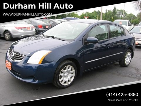 2012 Nissan Sentra for sale in Muskego, WI