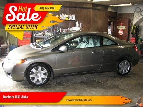 2006 Honda Civic for sale in Muskego, WI