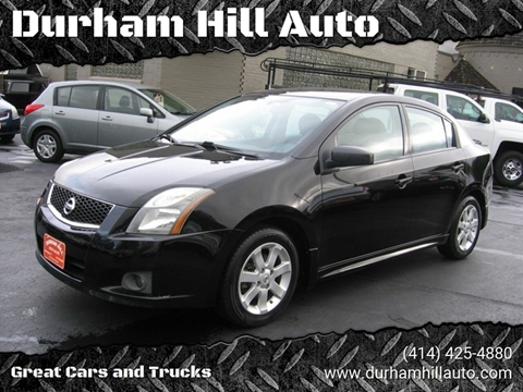 2011 Nissan Sentra for sale in Muskego, WI