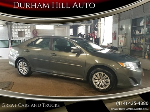 2013 Toyota Camry for sale in Muskego, WI