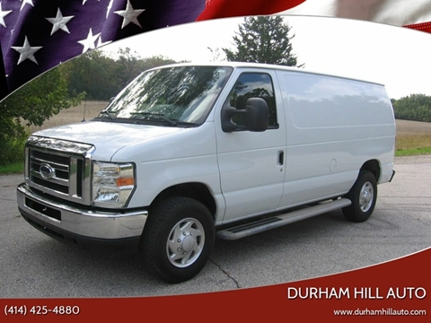2014 Ford E-Series Cargo for sale at Durham Hill Auto in Muskego WI