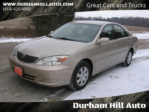 2004 Toyota Camry for sale in Muskego, WI