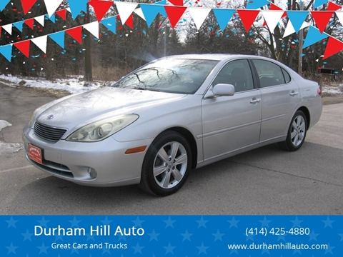 2005 Lexus ES 330 for sale at Durham Hill Auto in Muskego WI