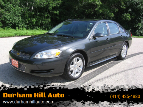 2015 Chevrolet Impala Limited for sale at Durham Hill Auto in Muskego WI