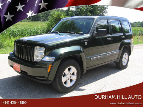 2010 Jeep Liberty for sale at Durham Hill Auto in Muskego WI