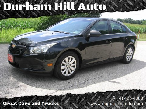 2011 Chevrolet Cruze for sale at Durham Hill Auto in Muskego WI