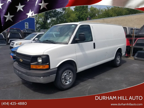 2014 Chevrolet Express Cargo for sale at Durham Hill Auto in Muskego WI