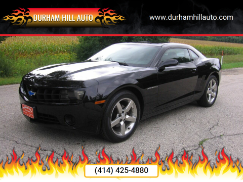 2010 Chevrolet Camaro for sale at Durham Hill Auto in Muskego WI