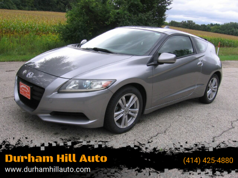 2011 Honda CR-Z for sale at Durham Hill Auto in Muskego WI
