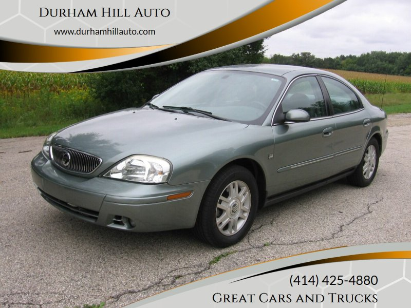2005 Mercury Sable for sale at Durham Hill Auto in Muskego WI