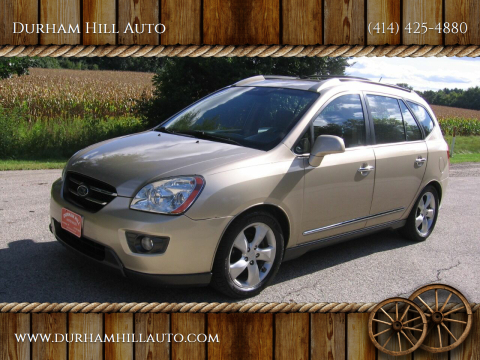 2007 Kia Rondo for sale at Durham Hill Auto in Muskego WI