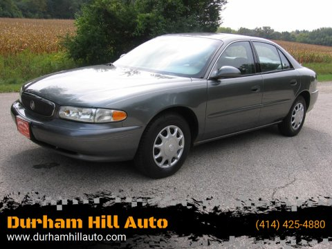 2005 Buick Century for sale at Durham Hill Auto in Muskego WI