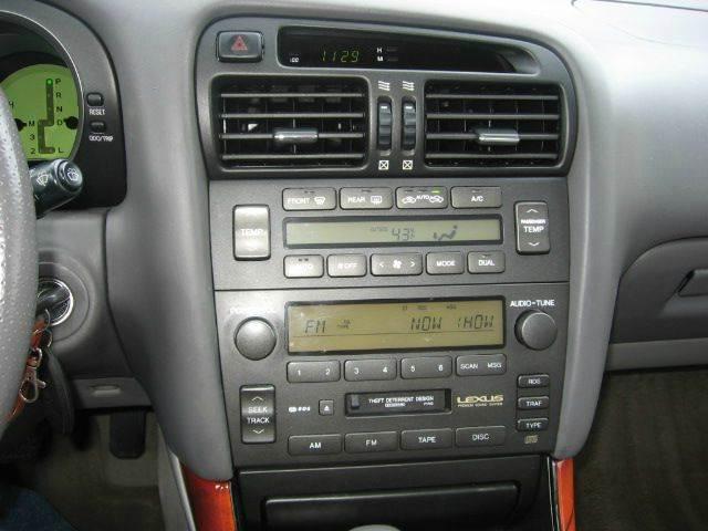 2004 Lexus GS 300 Base 4dr Sedan - Muskego WI