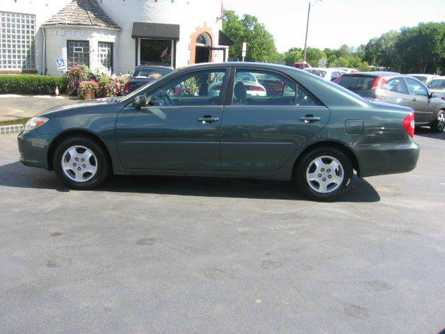 2002 Toyota Camry LE V6 4dr Sedan - Muskego WI