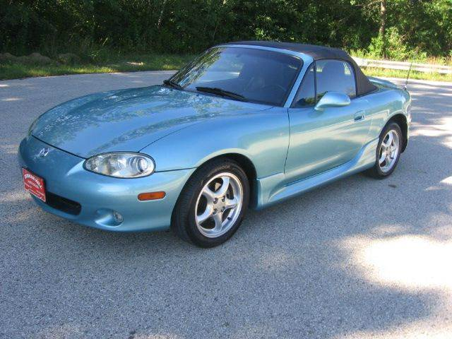 2002 Mazda MX-5 Miata LS 2dr Roadster - Muskego WI