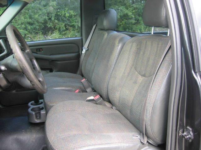 2003 Chevrolet Silverado 1500 2dr Standard Cab Rwd LB - Muskego WI