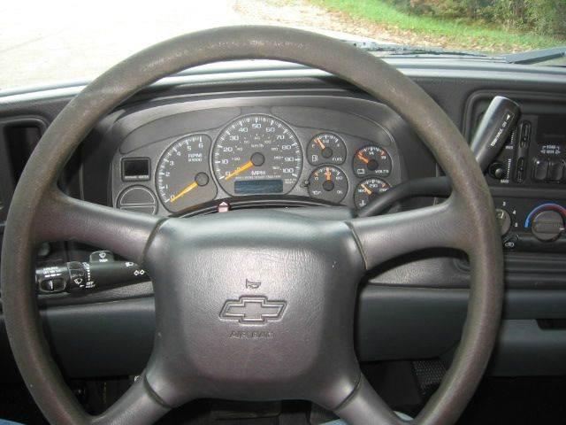 1999 Chevrolet Silverado 1500 Base 2dr Standard Cab LB - Muskego WI
