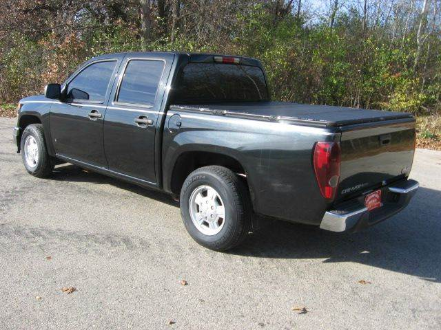 2008 GMC Canyon SLE 4dr Crew Cab SB - Muskego WI