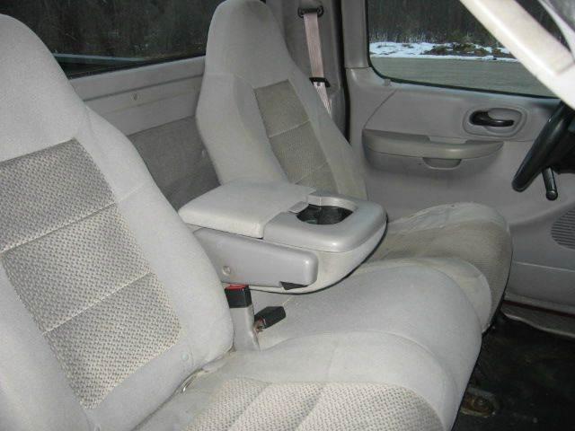 2003 Ford F-150 2dr Standard Cab XL Rwd Styleside LB - Muskego WI