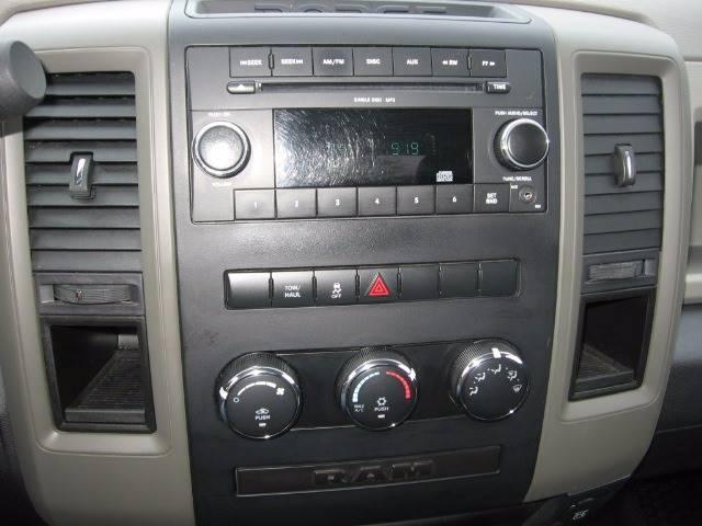 2011 RAM Ram Pickup 1500 4x2 ST 2dr Regular Cab 8 ft. LB Pickup - Muskego WI