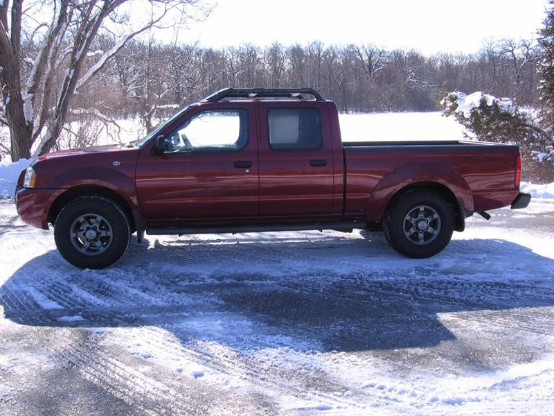 2004 Nissan Frontier 4dr Crew Cab XE-V6 Rwd LB - Muskego WI