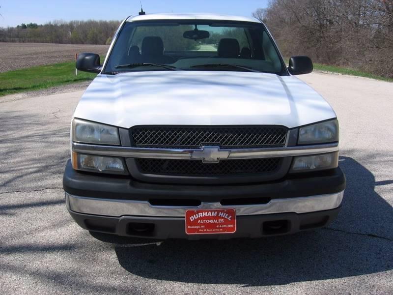 2005 Chevrolet Silverado 1500 2dr Standard Cab Work Truck Rwd LB - Muskego WI