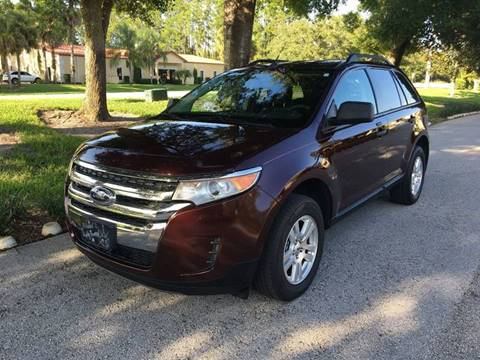 2011 Ford Edge for sale in Palm Coast, FL