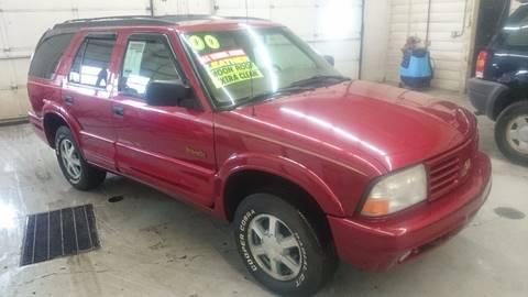 2000 Oldsmobile Bravada for sale in Lapeer, MI