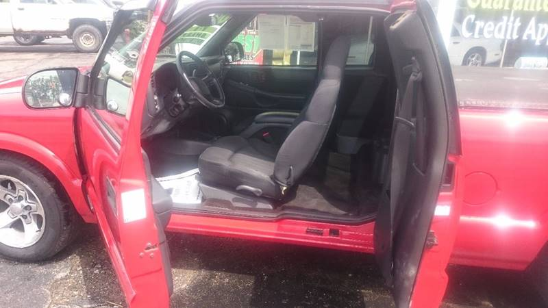 2003 Chevrolet S-10 3dr Extended Cab LS Rwd SB - Lapeer MI