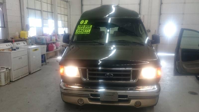 2003 Ford E-150 SHERROD - Lapeer MI