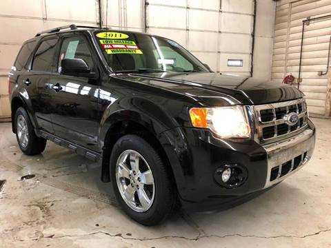 2011 Ford Escape for sale at LA Auto & RV Sales and Service in Lapeer MI