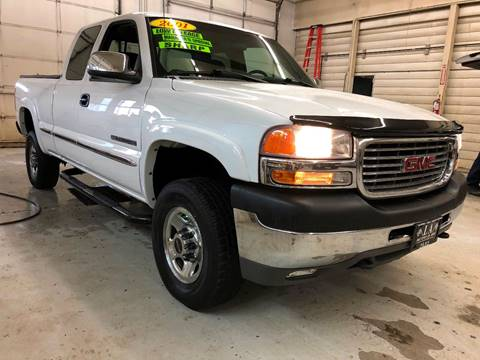 2001 GMC Sierra 2500HD for sale at LA Auto & RV Sales and Service in Lapeer MI